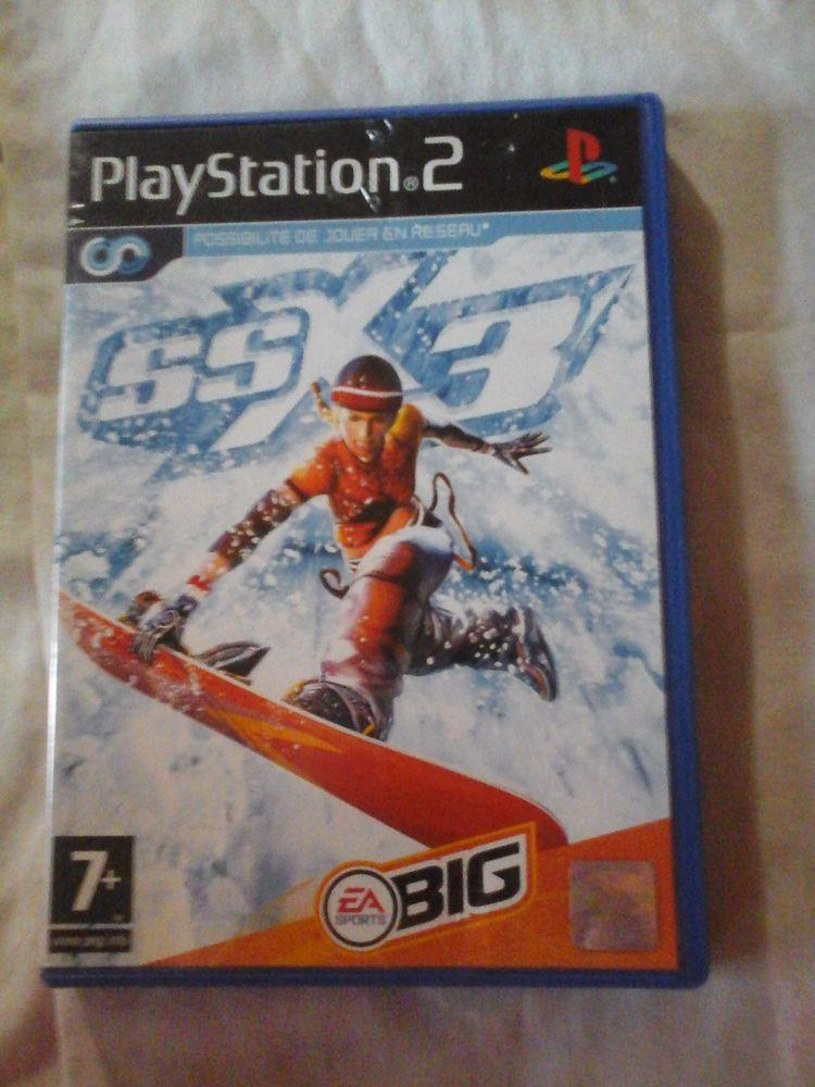 jeux playstation 2 et xbox DVD et blu-ray