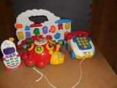 lot de jeux pour  bébé  28 Pontault-Combault (77)