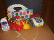 lot de jeux pour  bébé