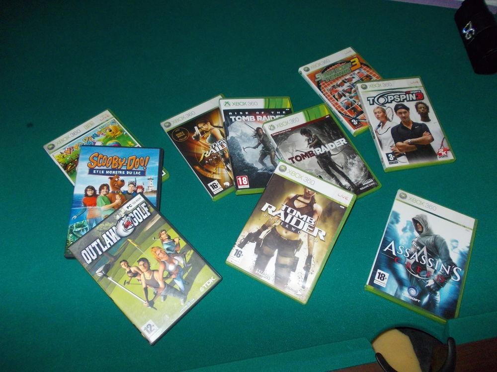 Jeux pour console XBOX 360  80 Cairanne (84)