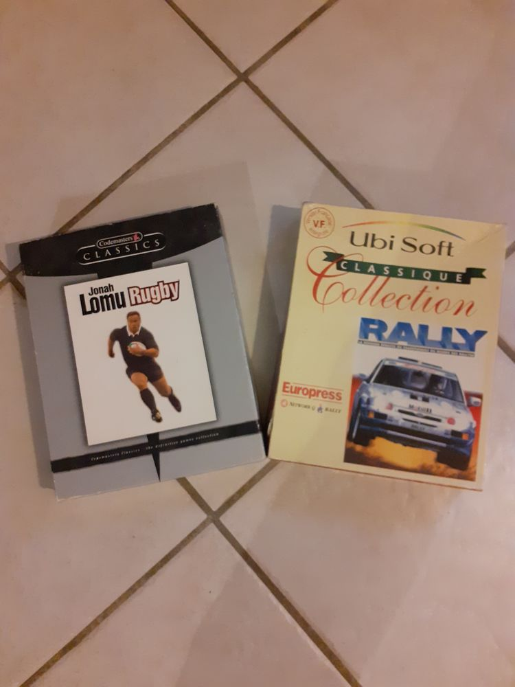 Jeux pour PC Lomu Rugby / Rally 5 Montcarra (38)