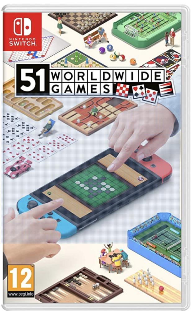 Jeux pour nintendo switch 51 Worldwide Games 20 Paris 10 (75)