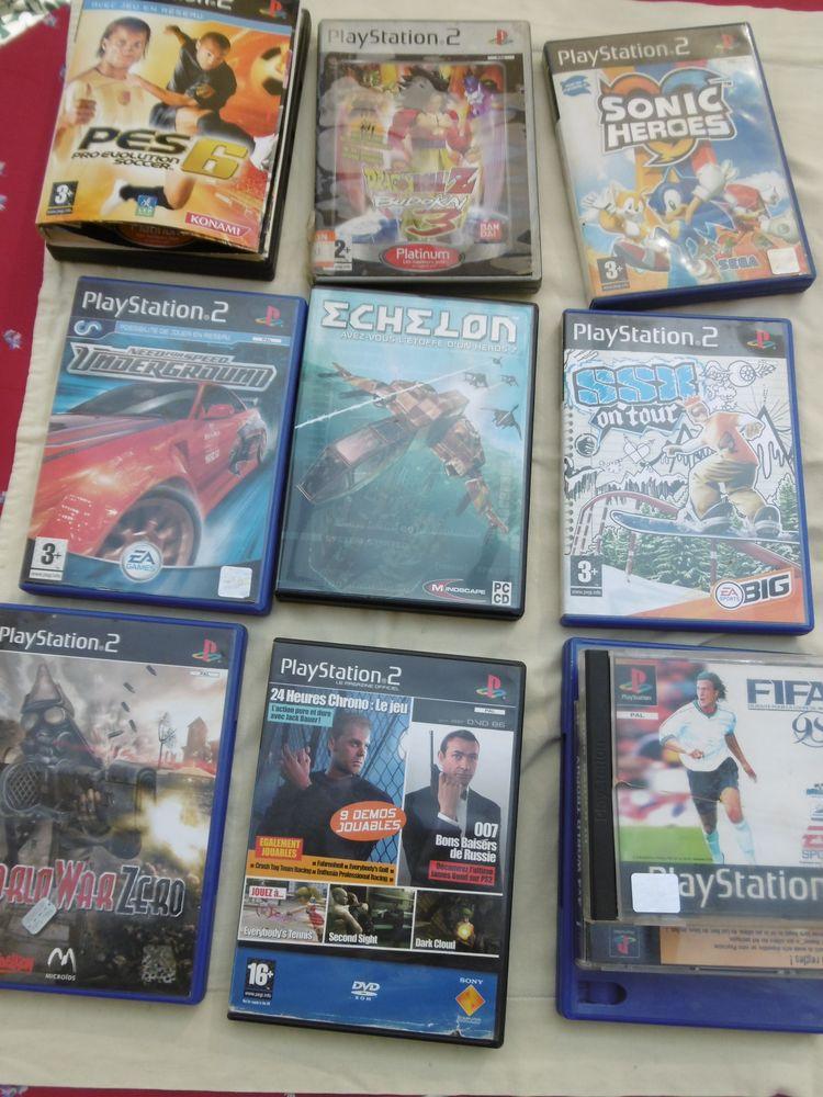 Jeux pour play station  +  cd neufs  0 Montmélian (73)