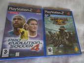 lot de 2 jeux pour Playstation 2 4 Auxon (10)