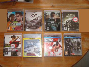 jeux pour PS3 65 Dugny (93)