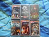 jeux pour PSP 8 Sacy-le-Grand (60)