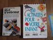 Jeux de société et créatifs, jouets lot N°2