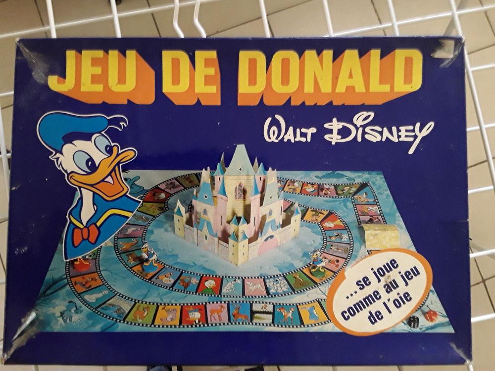 Jeux de societe de donald de l'oie des anne 1970 vitage 0 Gometz-la-Ville (91)