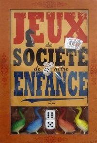 Jeux de société de notre enfance coffret livre aux édition M 10 Saint-Denis-en-Val (45)