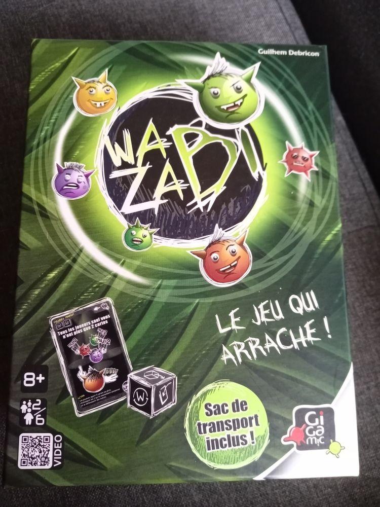 jeux de société wazabi Jeux / jouets