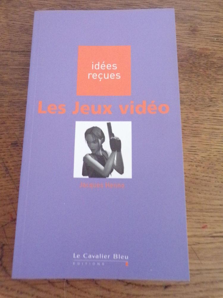 Les jeux vidéo par Jacques Henno éditions le cavalier bleu  1 Laval (53)