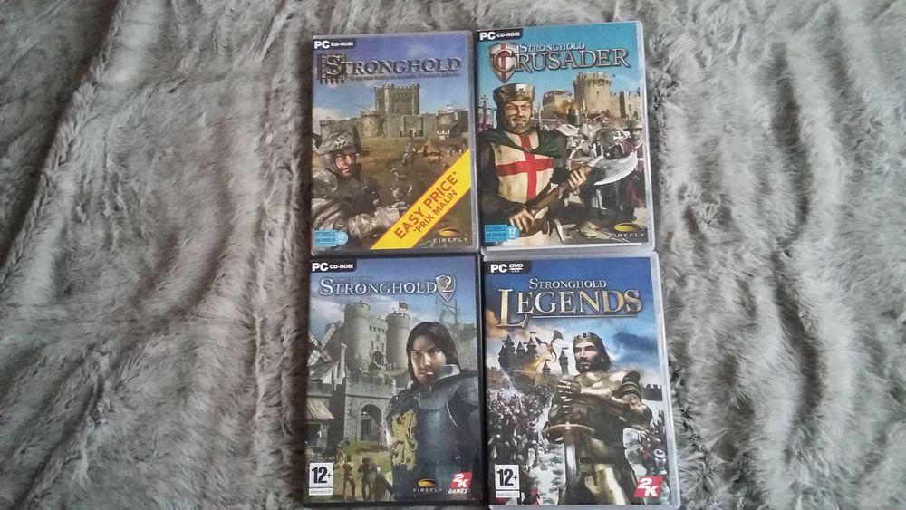 Jeux vidéo PC - Stronghold 25 Reims (51)
