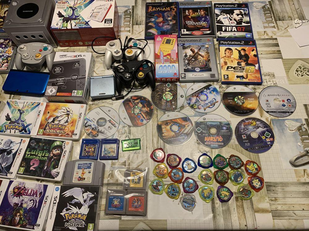 jeux vidéo toute plateforme 1 Sérignan (34)