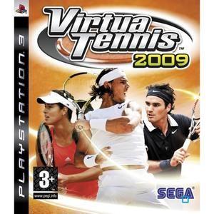 Jeux video Virtua tennis 2009 sur PS3 10 Belfort (90)