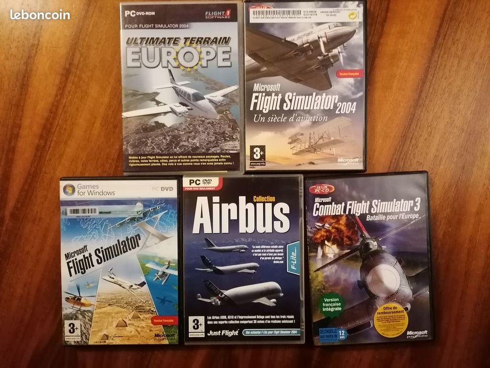 jeux vidéo PC 5 Valbonne (06)