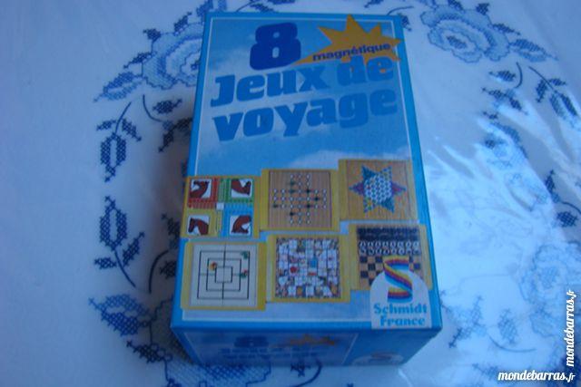 JEUX DE VOYAGE MAGNETIQUES 15 Tourcoing (59)