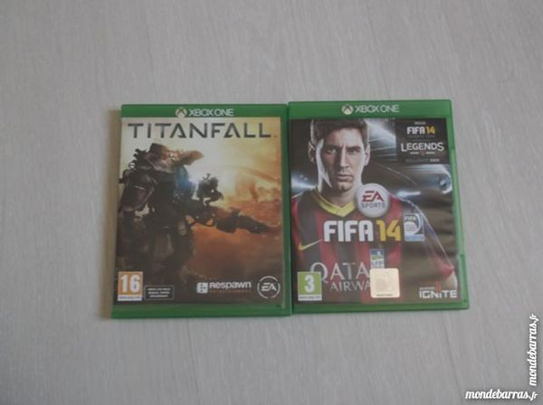 Jeux Xbox One 20 Égliseneuve-près-Billom (63)