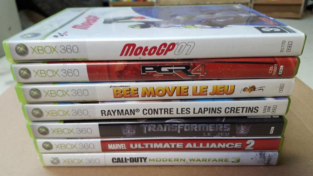 jeux xbox 360 3 Val-de-Vesle (51)