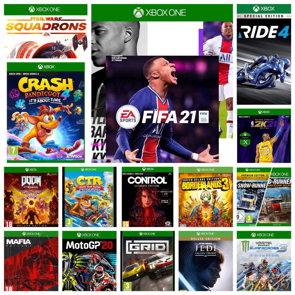 Jeux Xbox One 10 Paris 16 (75)