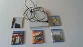 PS4 + 5 jeux 300 Brest (29)