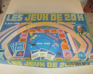 jeu   les jeux de 20 h   25 Casteljaloux (47)