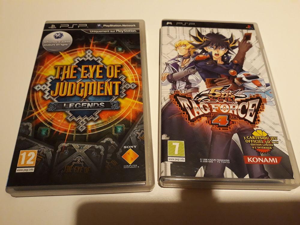 Jeux PSP 4 Blagnac (31)