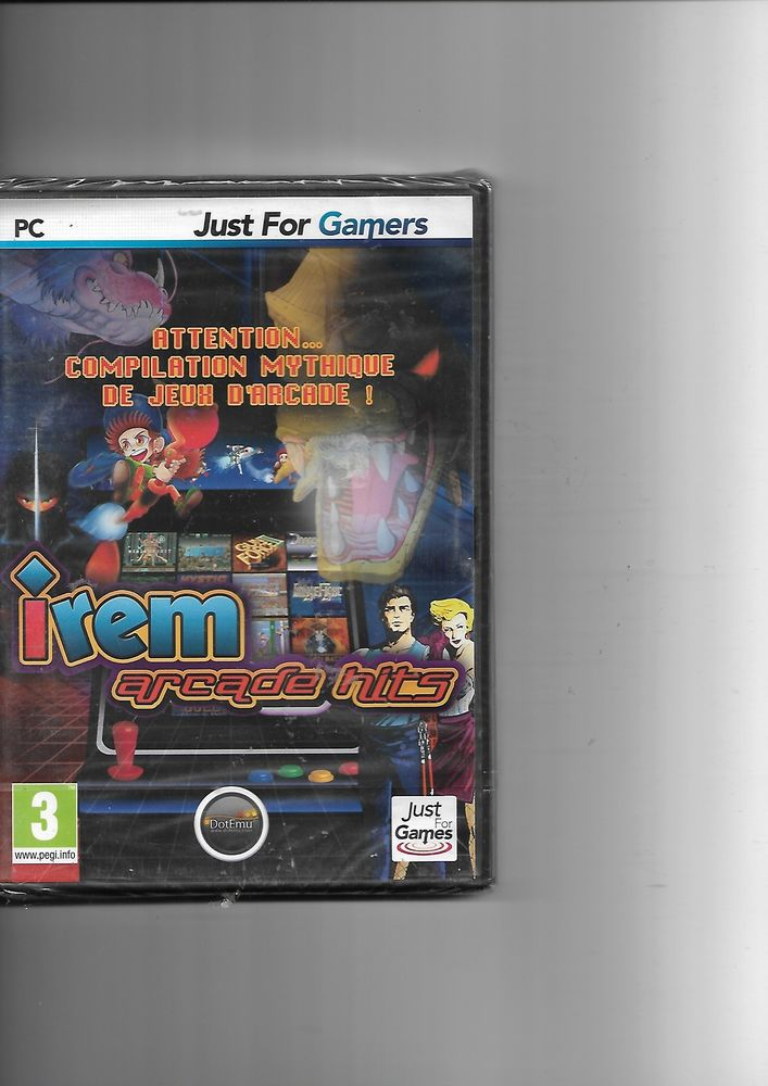 JEUX PC DVD ROM 5 Saint-Denis-en-Val (45)
