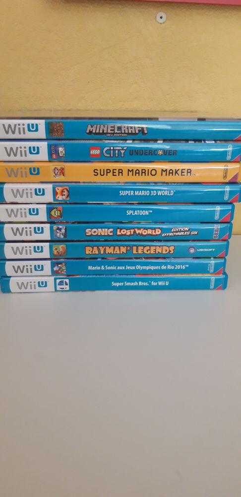 de jeux de Wii U 162 Nemours (77)