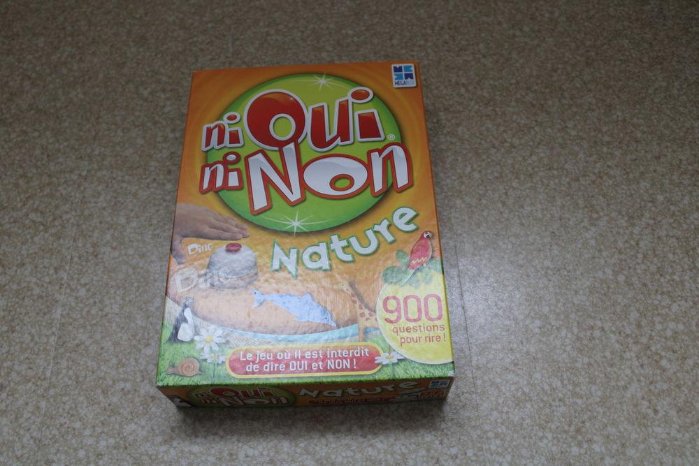 NI OUI NI NON - Jeux 10 Sèvres (92)