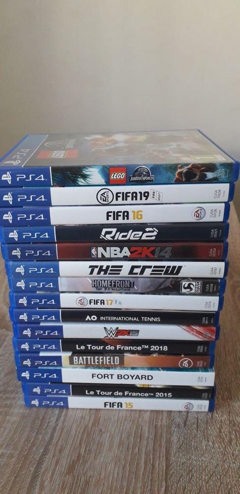 JEUX PS4 Consoles et jeux vidéos