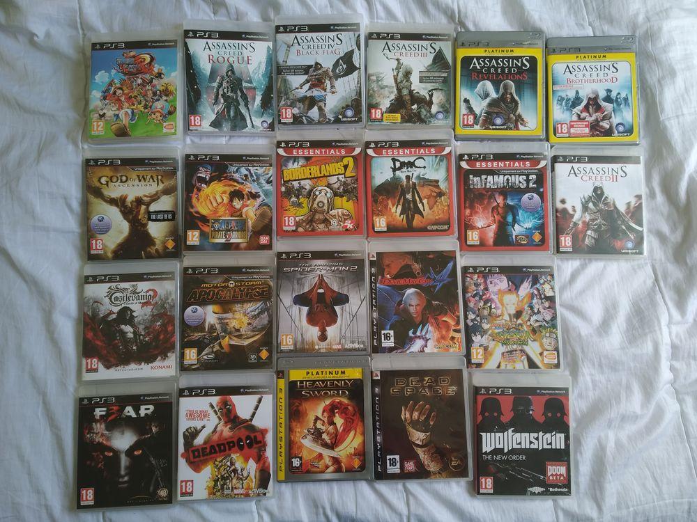 Jeux de PS3 10 Beaucourt (90)