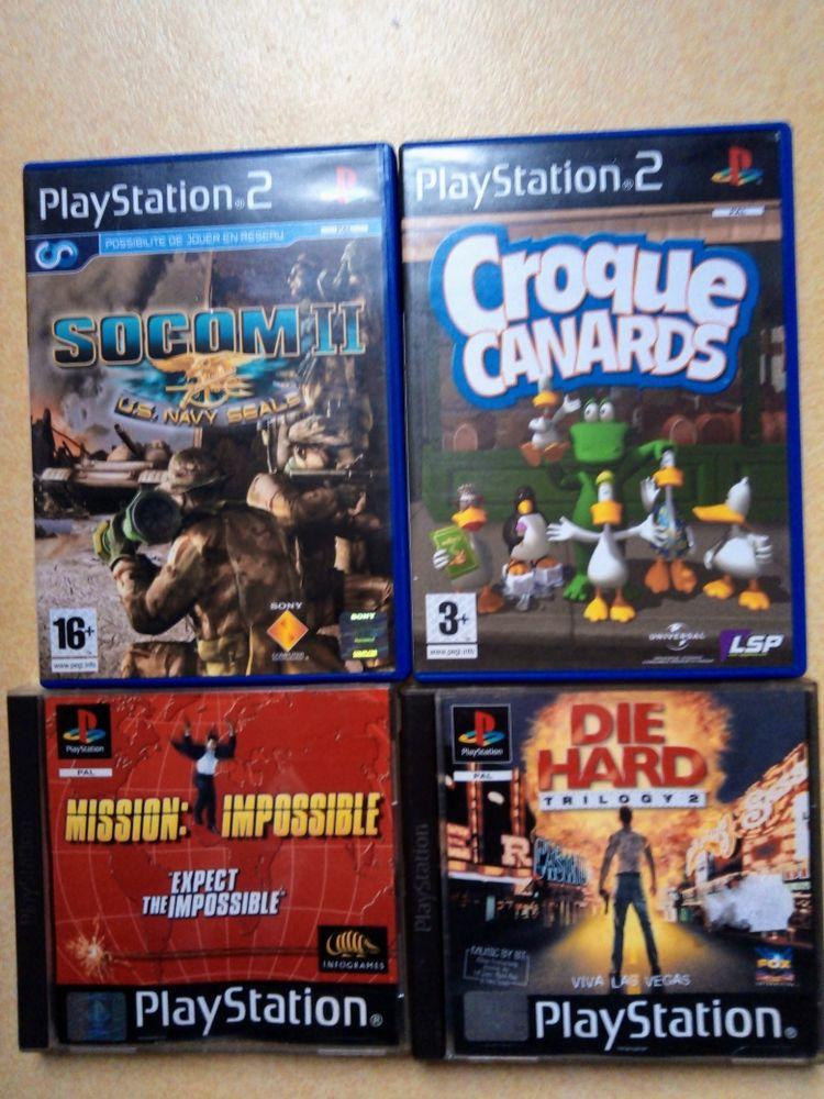 Jeux PS2 et PS1 Occasion Consoles et jeux vidéos