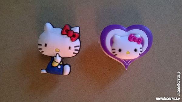 Jibbitz crocs Hello Kitty Bijoux et montres