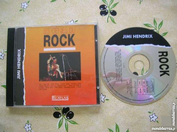 CD JIMI HENDRIX Live 8 Nantes (44)