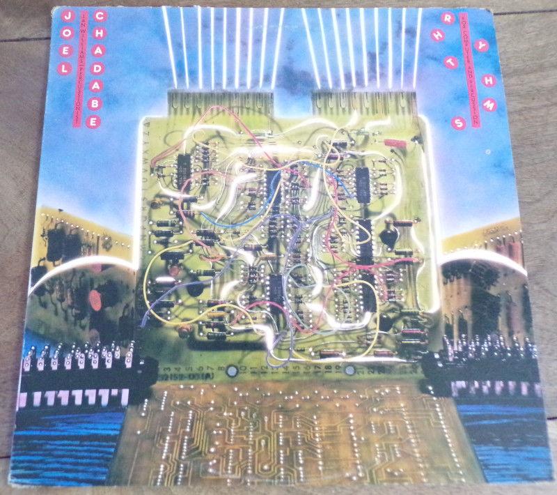 Joel Chadabe Rhythms Lovely Music 1981 vinyle 26 Laval (53)