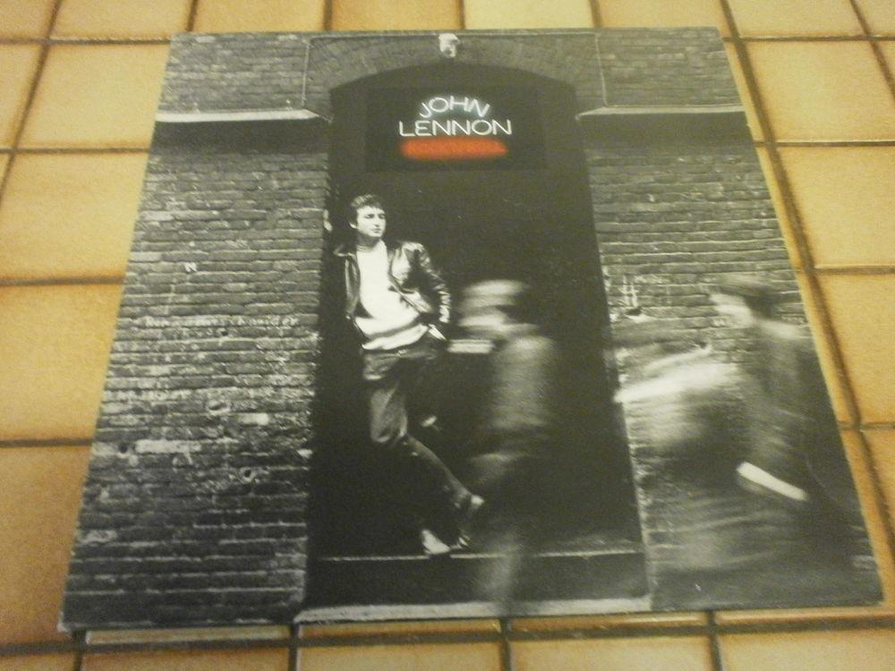 John LENNON - Album Vinyle 33 T - PRESSAGE 1975 - 8 Fourmies (59)