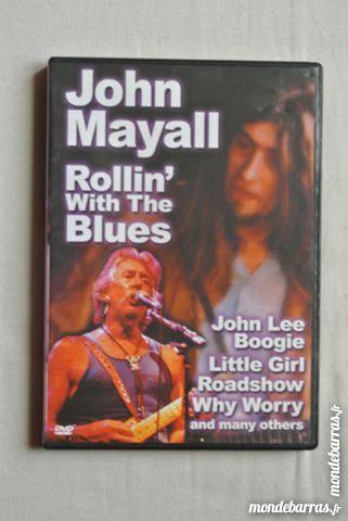 John Mayall   Rollin with the blues    4 Vandœuvre-lès-Nancy (54)
