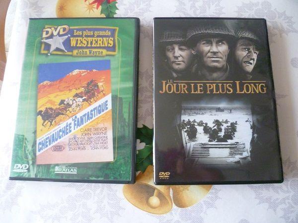 DVD john wayne le grand sam western film cinema TV 3 Semécourt (57)