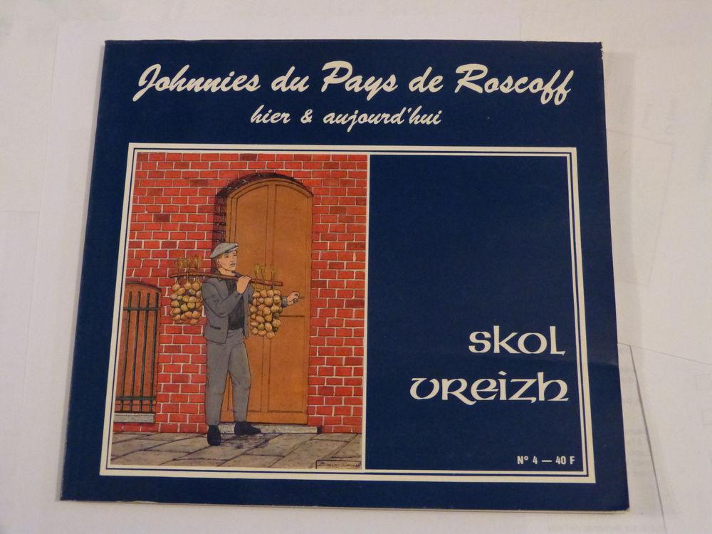 JOHNNIES DU PAYS DE ROSCOFF  hier et aujourd'hui 10 Brest (29)