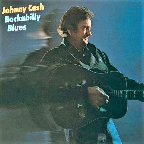 Johnny Cash Rockabilly Blues Vinyl 1980 CBS Inc 84607 10 Blaye (33)