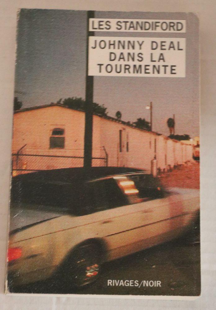 Johnny Deal dans la Tourmente  de Les STANDIFORD Rivages/No 2 Paris 11 (75)