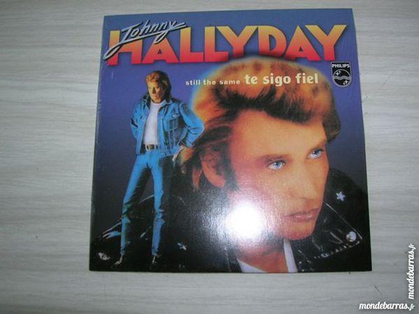 CD JOHNNY HALLYDAY chante en Italien Te sigo fiel 16 Nantes (44)