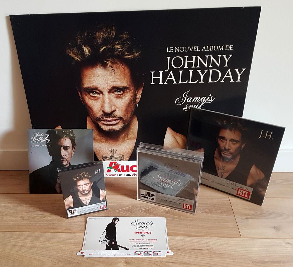 Johnny Hallyday   Jamais seul   170 Roncq (59)