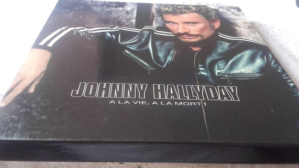 johnny  Hallyday  a  la vie ,  a la mort 0 Martigues (13)