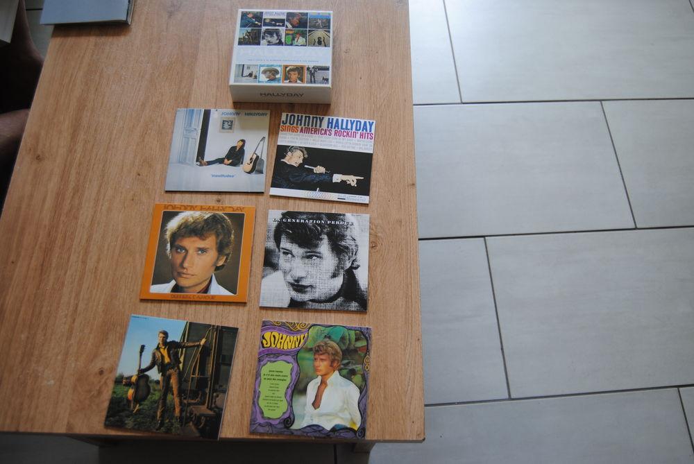 cd johnny hallyday 50 Mérignac (33)