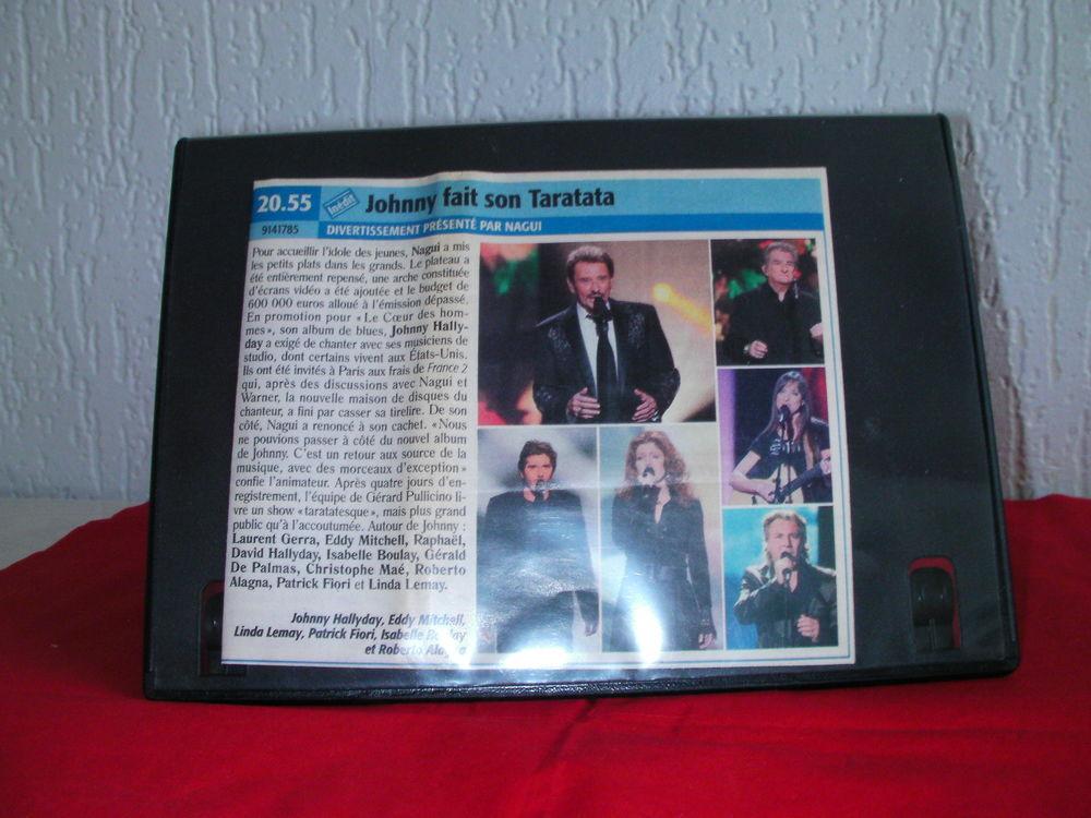 DVD JOHNNY : TARATATA et 20 IMAGES 4 Saint-Etienne (42)