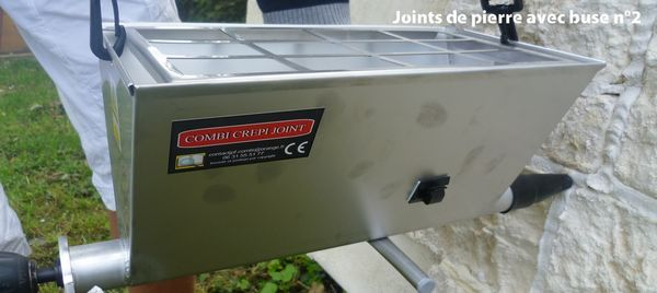 Machine A Crepir Combi Crepi Joint Jointoyeuse Outils Rotatifs Multifonction Outillage Electroportatif