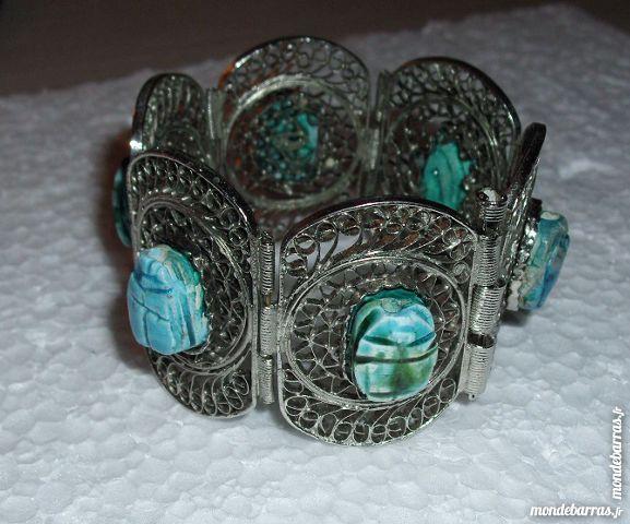 Joli bracelet filigrane du Moyen Orient Bijoux et montres