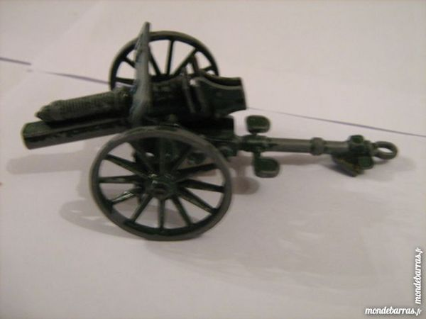 joli canon en metal -  ancien 8 Brest (29)