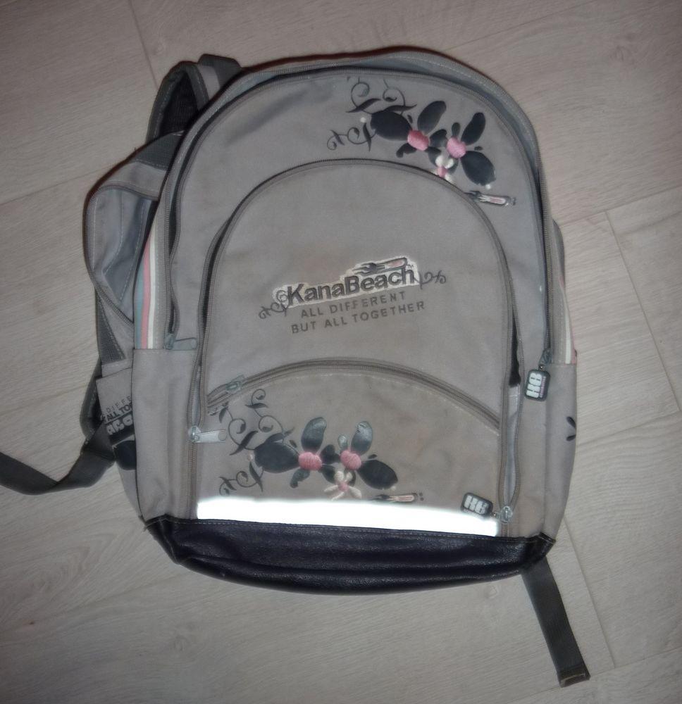 joli sac à dos école / cartable KANABEACH renforce 10 Bonnelles (78)
